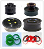 Concrete pump rubber piston for Sany/Zoomlion/Schwing/Putzmeister