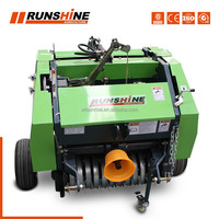 Sample available hay grass straw silage alfalfa available bundling machine