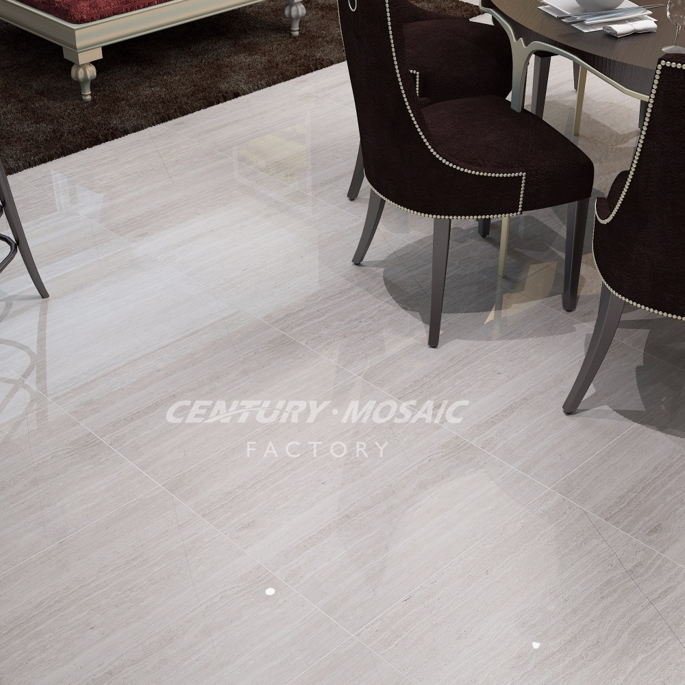 Beautful China Century Mosaic Wooden Marble Tile