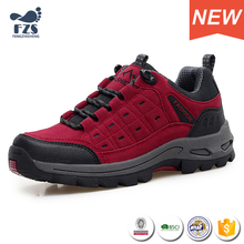 HF-X026 Discount wholesale women hiking sport shoes and sneakers for ladies