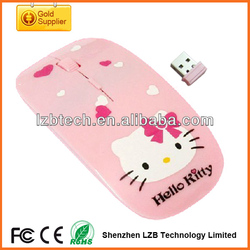 wireless cartoon mouse, hello kitty wireless computer mouse, hello kitty wireless mouse