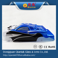 2015 New Design Plastic Custom RC Racing Car Truck Body Shell Cover