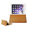 Wireless keyboard leather case for iPad Pro 9.7 case or 9.7 inch tablet PC, for Ipad air 2 case with keyboard