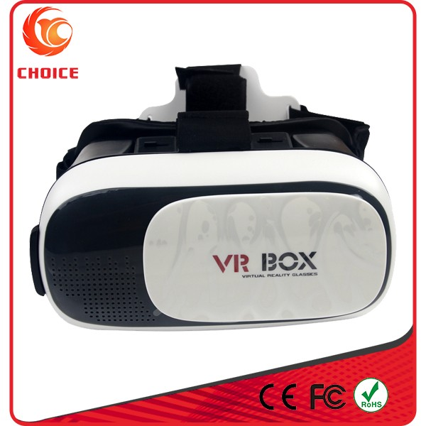 Wholesale Alibaba Virtual Reality Headset 3D Glasses For Blue Film Video