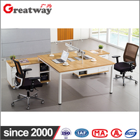 steel furniture table Wooden Office Table office conference table