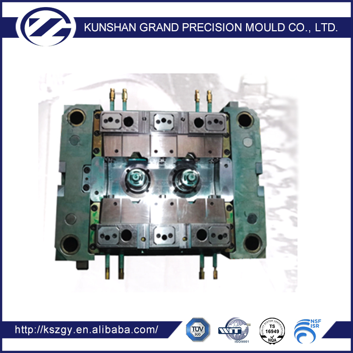 high precision OEM aluminium die casing tolling parts made in China