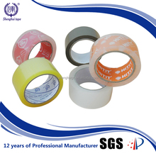 Hot Sale In Korea Paper Box Packaging Roll Bopp Packing Self Adhesive Tape