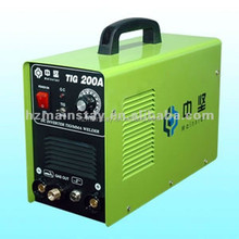 HOT welding AC DC tig200P welding machine and spare parts supply