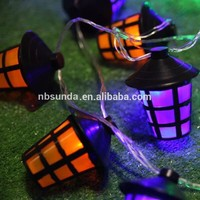 Hot sale colorful bird cage led tree light