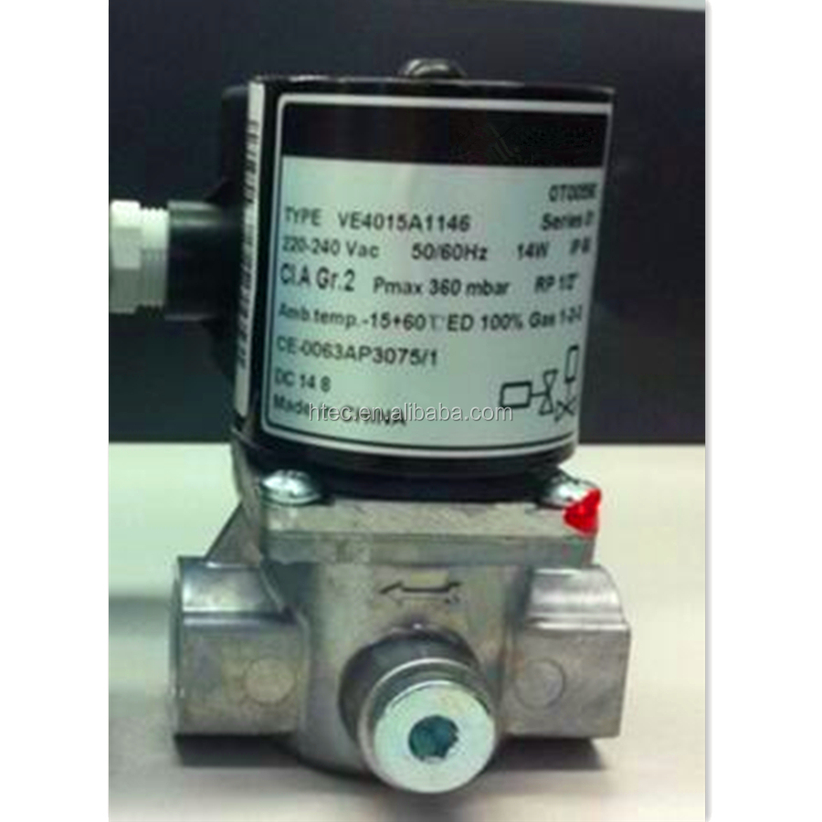 V5431A1041 flanged ball valve 3-way DN025 STRA.INT.TH