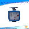 float flow meter for water flow measurement devices