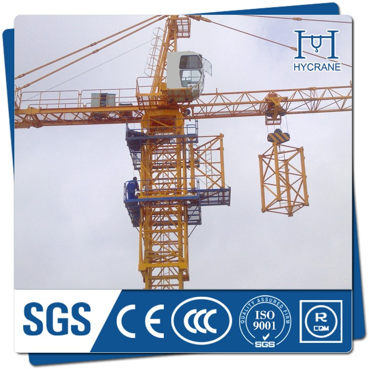 Tower Crane WIth Spare Parts Best Price