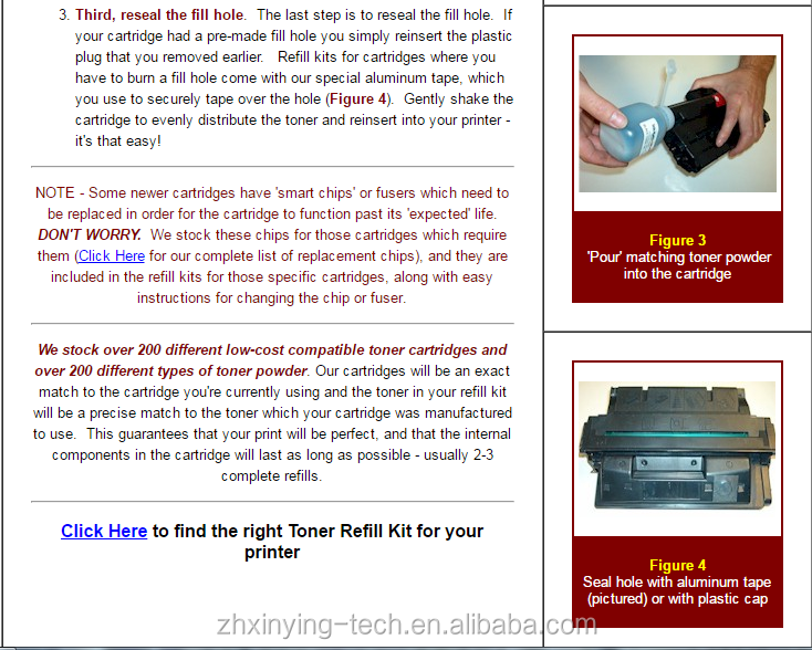 TN321 Printer Laser Toner Cartridge FOR USE IN Brother HL-8250 CDN/ 8350CDW (TN321/331BK)