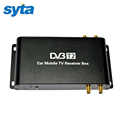 SYTA S2013C Car dvb t2 digital tv receiver / car set top box 200km/h with four antennas