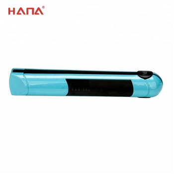 HANA ABS+PA66+PC Material rechargeable cordless hair straightener