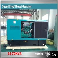 20kva silent electric power generator diesel