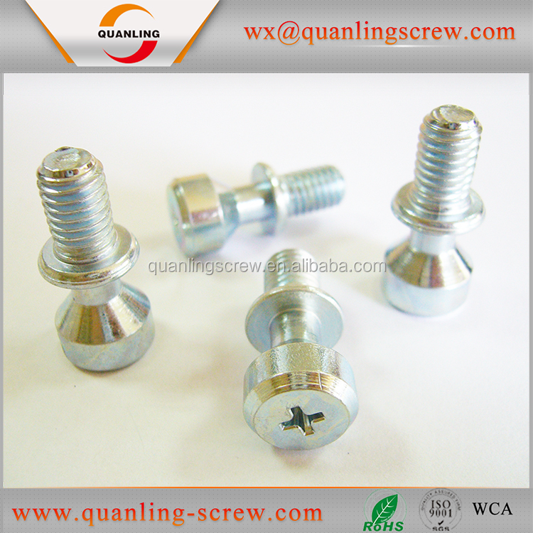 Factory direct sales all kinds of flat point special headless grub screw