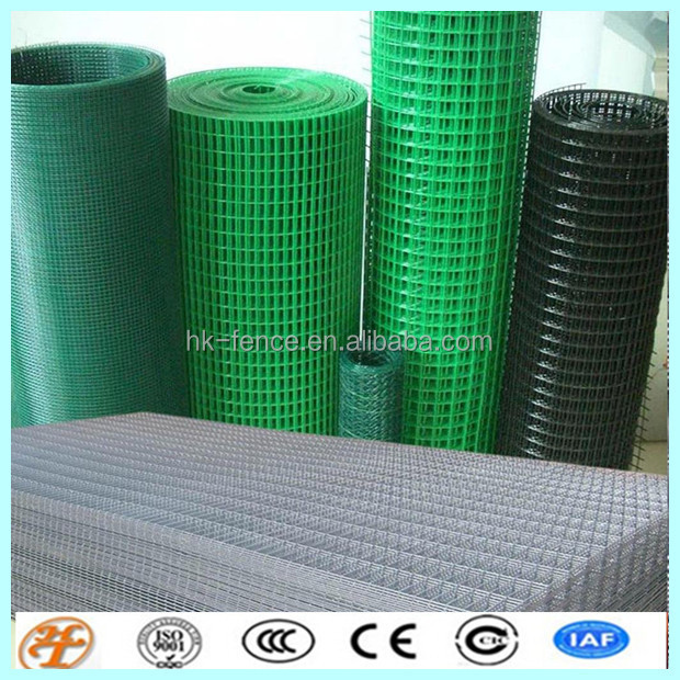 high quality 16bwg 3/4 inch 1/4 inch galvanized welded wire mesh rolls