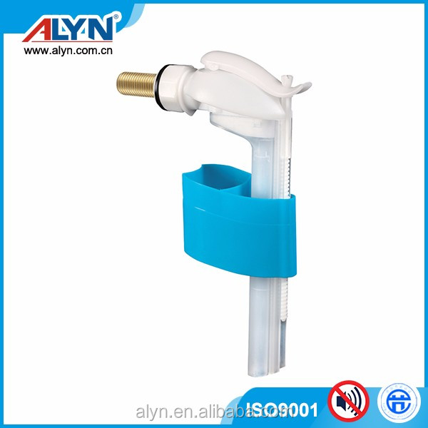 New Fashion Design Side Fill Valve With Plastic Shank