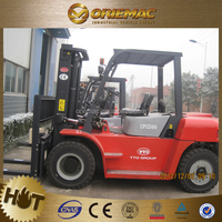 diagnostic forklift YTO CPCD60 forklift with cheap price