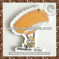 New hanging custom shape car paper air freshener