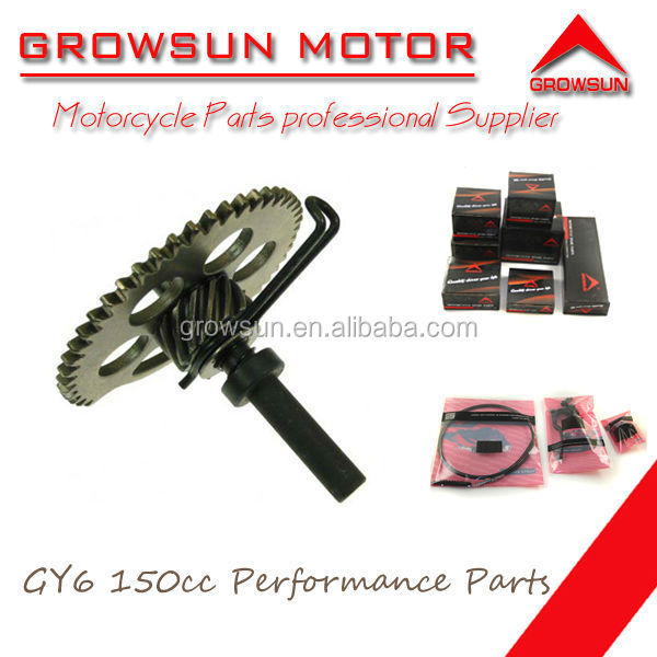 gy6 150cc 4 stoke scooter idle gear