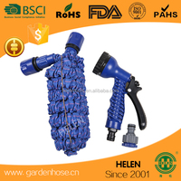 Flexible magic hose 2 layers latex expandable garden hose 75ft new hot 2016 xpanding shrinking garden hose as seen on tv