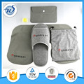 2017 Fashion Newest Design China Custom Airline Amenity Kit Travel Set