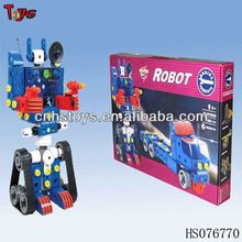 intelligent funny tin toy robot