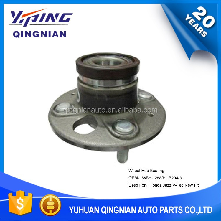 Auto Chassis Part For Honda , Rear Wheel Hub For Auto OEM:WBHU288