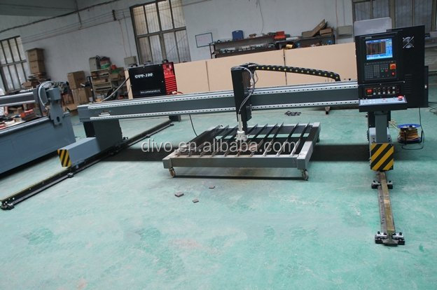 Plasma Cutting Torch Machine / Robot Plasma Cutting Machine