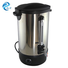 OEM Wholesale Large capacity Double Layer Electric Kettle Hot Tea Water Boiler For Commercial