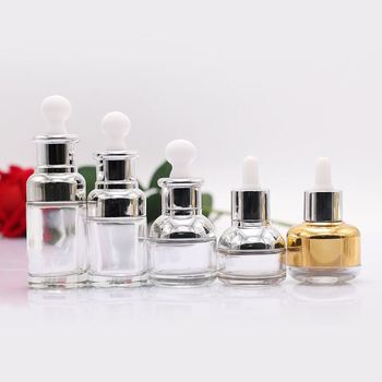 China Supplier Hot Sale Customized Essential Oil Bottle with dropper