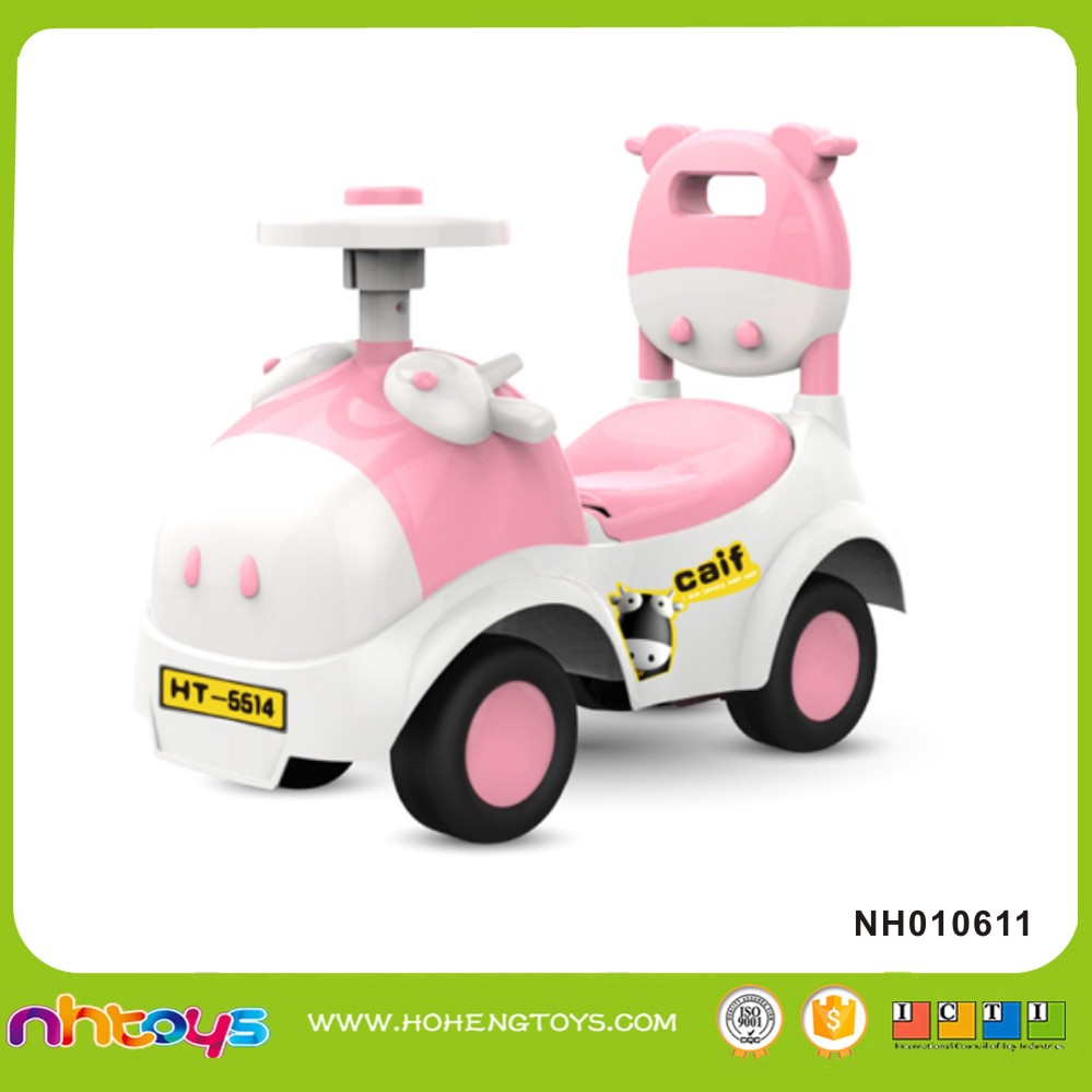 plastic car kid toy ride on toy car