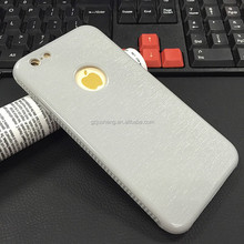 Commerce Series Manufacturers Selling Frech Gray Color Phone Rear Cases With Hang Rope, Snap On Case