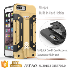 NEW Sale Rugged Armor Hybrid PC+TPU Case Cover For iPhone 7 Plus