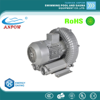 factory made china high quality metal 1hp electric air blower air pump