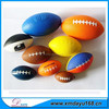 Wholesale Custom Logo Printing PU Rugby Ball Toy