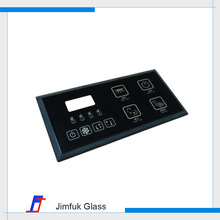 Factory price smart home touch control tempered glass panel