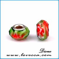 European Beads, Murano Glass Beads Fits Beads Style Charm Bracelet