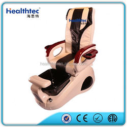ETL Pedicure spa and salon equipment vibrating footrest manicure table price