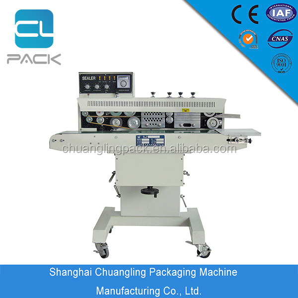 FRM-1100W Shanghai China Factory Supplier Continous Gunny Bag Sealing Machine