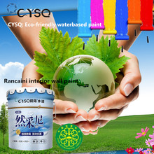 CYSQ Best wholesale washable acrylic interior house wall latex paint