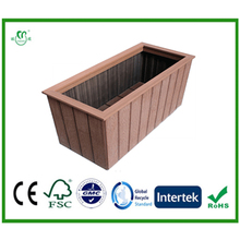 WPC Flower Box for outdoor Park&gafden