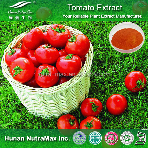 100% Natural Tomato Extract Lycopene
