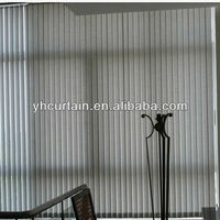 sunshine fabric vertical blind 2013