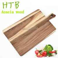 Natural Tableware Wood Cutting Block Acacia