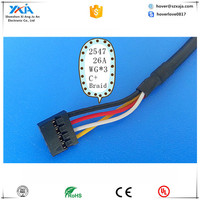 XAJA lvds specification custom lcd screen fiber optic cable techwood lvds cable