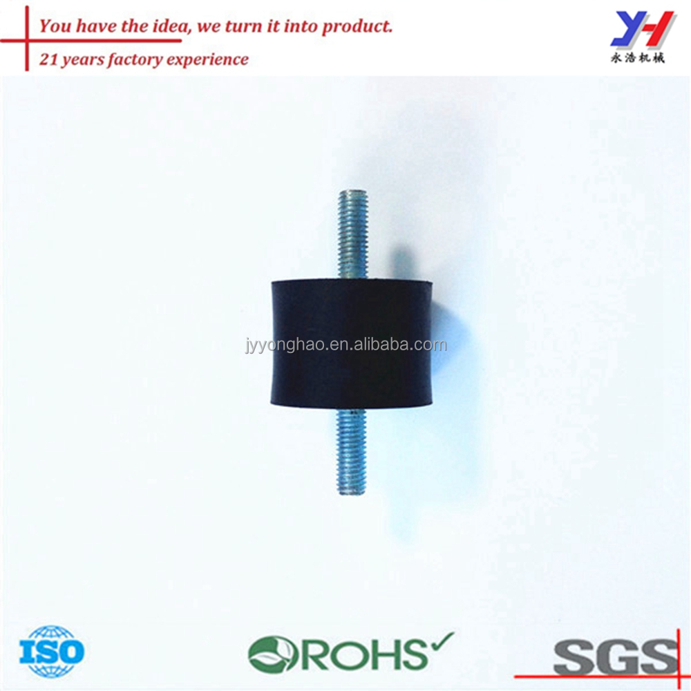 ISO9001 and RoHS Certified OEM ODM Custom Male Female Rubber Vibration Isolator Mounts for Electric Motor