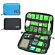 Portable Waterproof Travel USB Cable Data Line Organizer Bag Package Storage Bag
